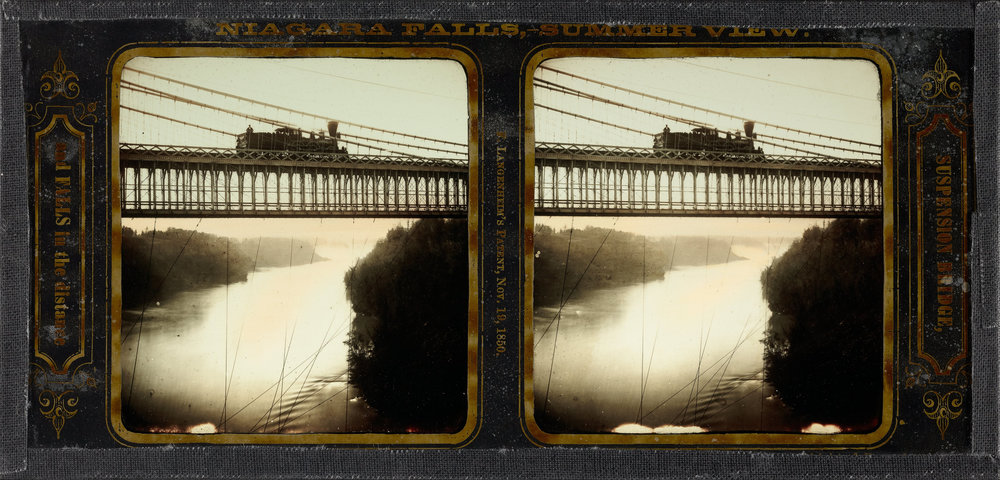 Stereographs - 1850's-1870's