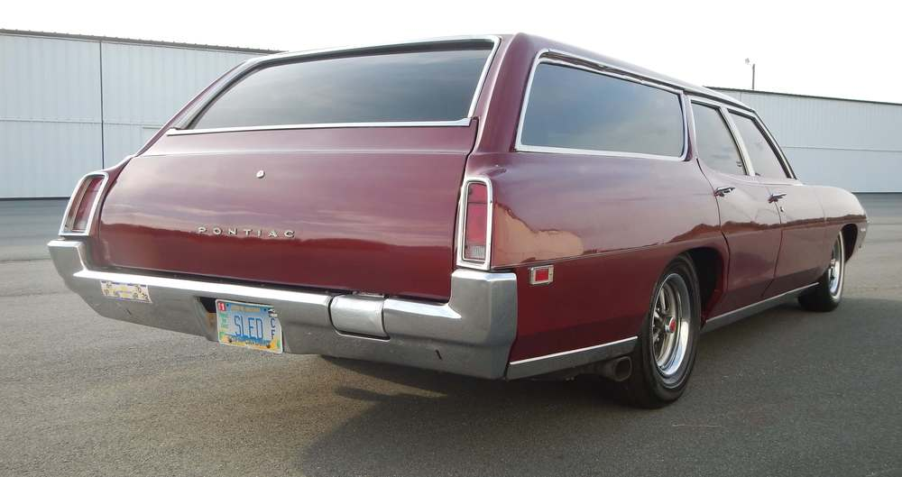 1969 Pontiac Catalina Wagon