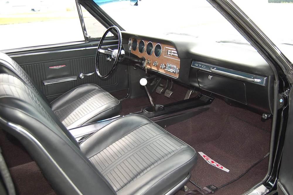 1966 gto interior parts. Black Bedroom Furniture Sets. Home Design Ideas