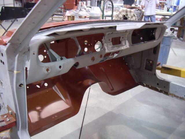 1965 Mustang dash.JPG
