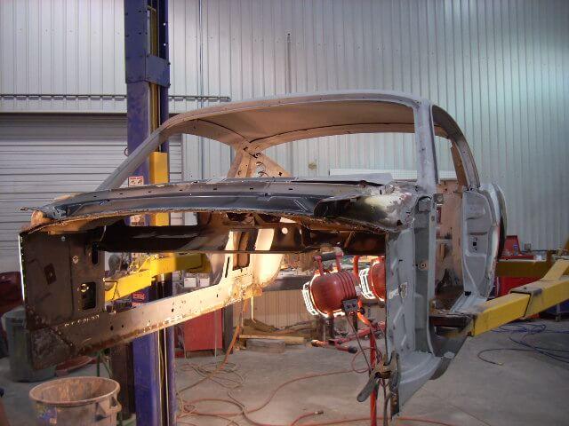 1965 Mustang Fastback Floorpan.JPG