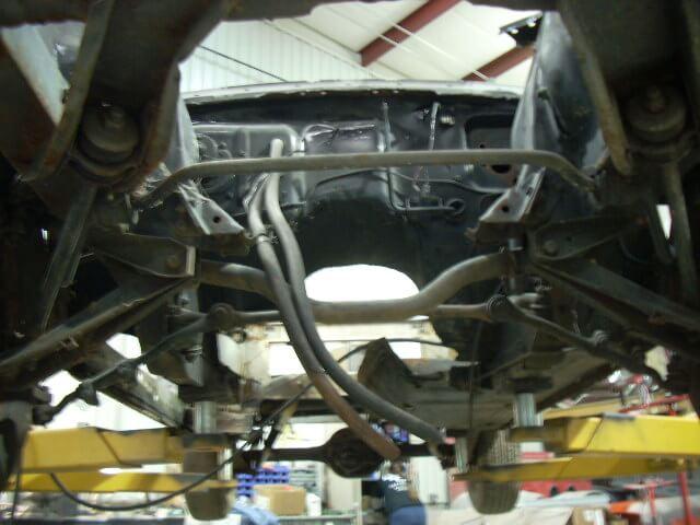 1965 Mustang Fastback rebuild.JPG