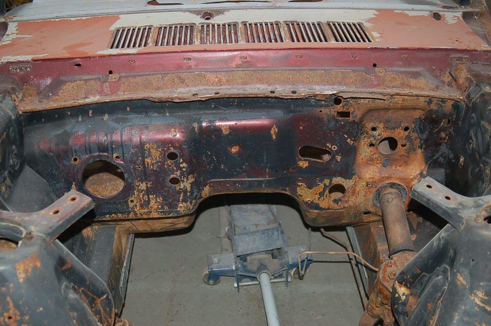1966 Mustang Frame off restoration 25.jpg