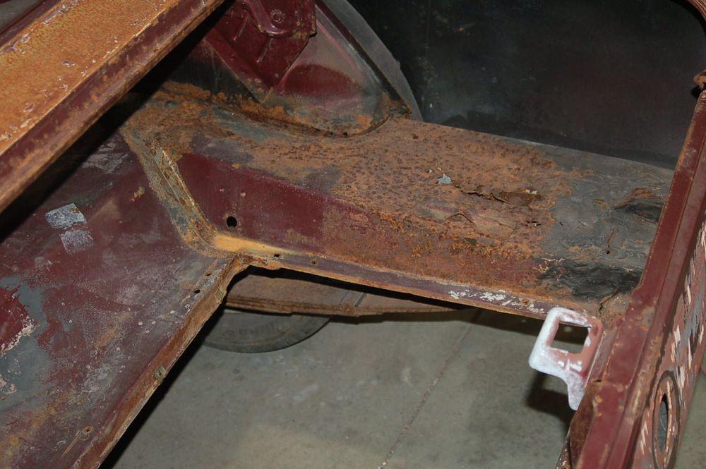 1966 Mustang Frame off restoration 16.jpg