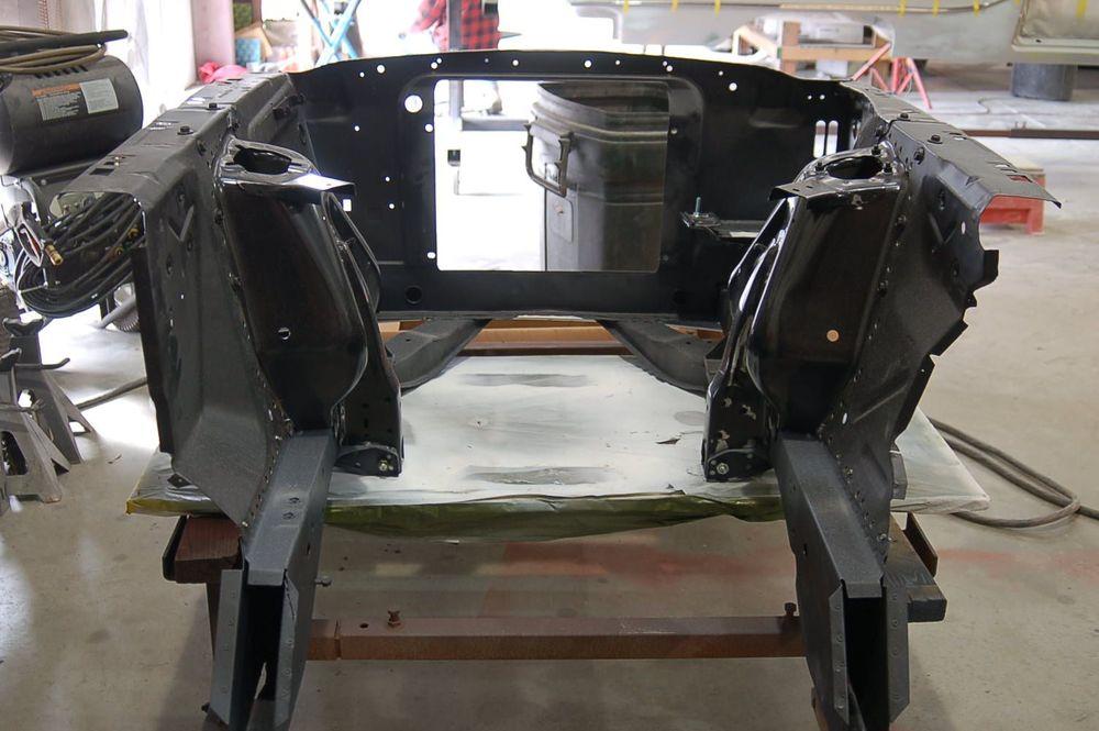 1966 Mustang Frame off restoration 40.jpg