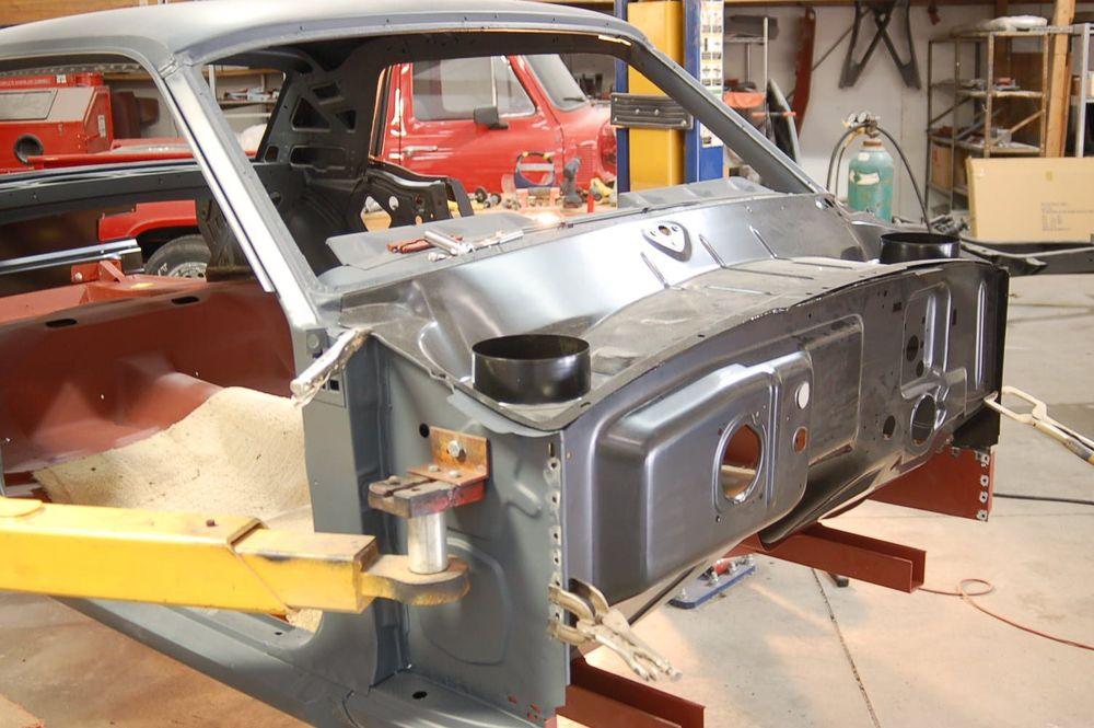 1966 Mustang Frame off restoration 34.jpg