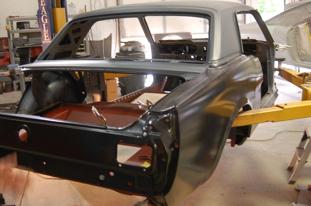 1966 Mustang Frame off restoration 49.jpg