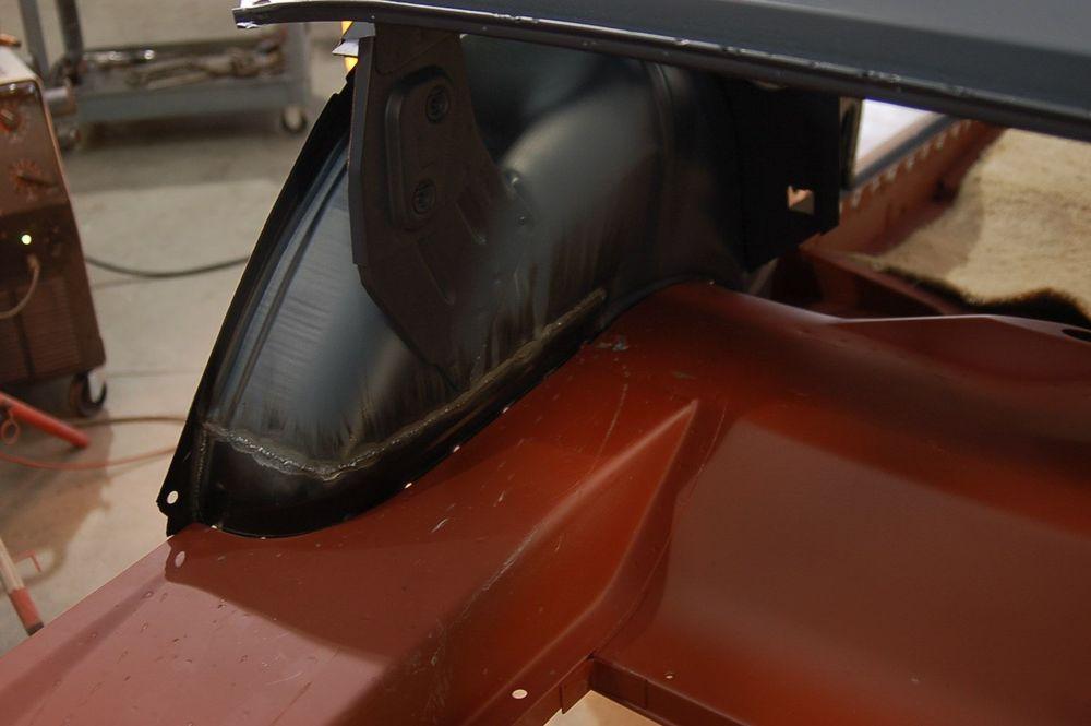 1966 Mustang Frame off restoration 46.jpg