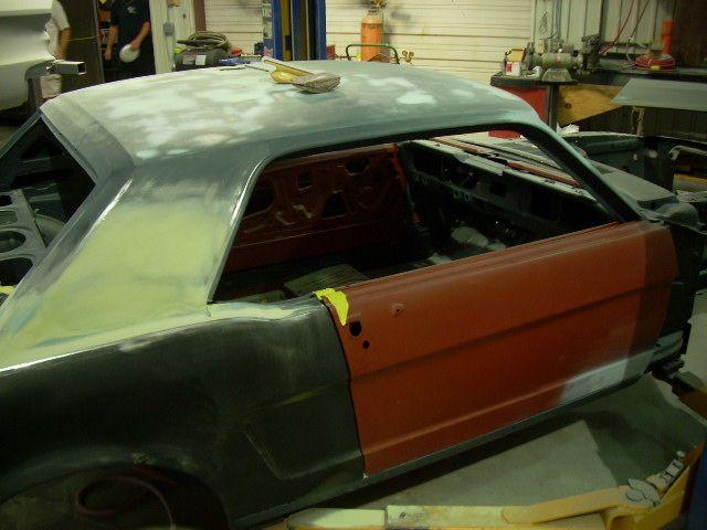 1966 Mustang Frame off restoration 88.jpg