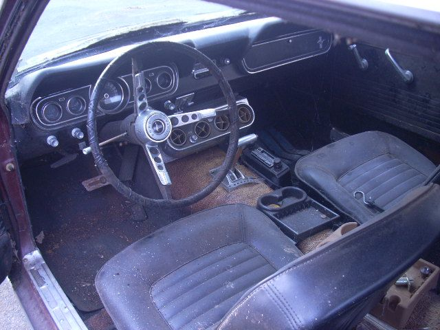 1966 Mustang Frame off restoration 61.jpg