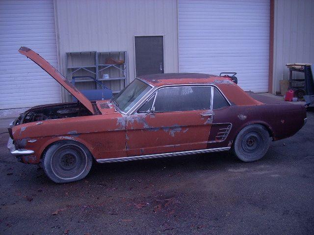 1966 Mustang Frame off restoration 71.jpg