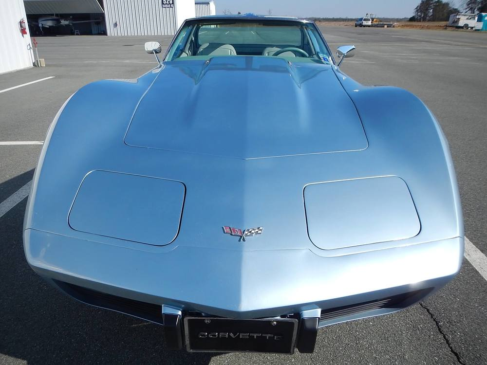 1977 Corvette Coupe restoration 38.JPG