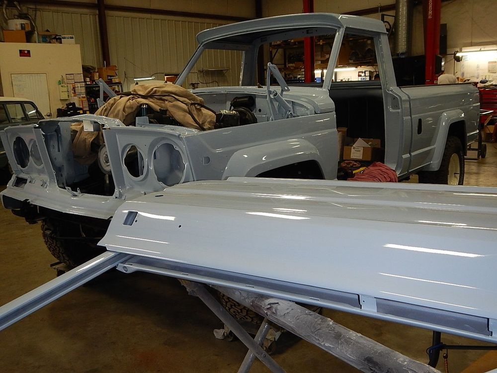 1979 Jeep J-10 Honcho restore 4x4 parts 070.jpg