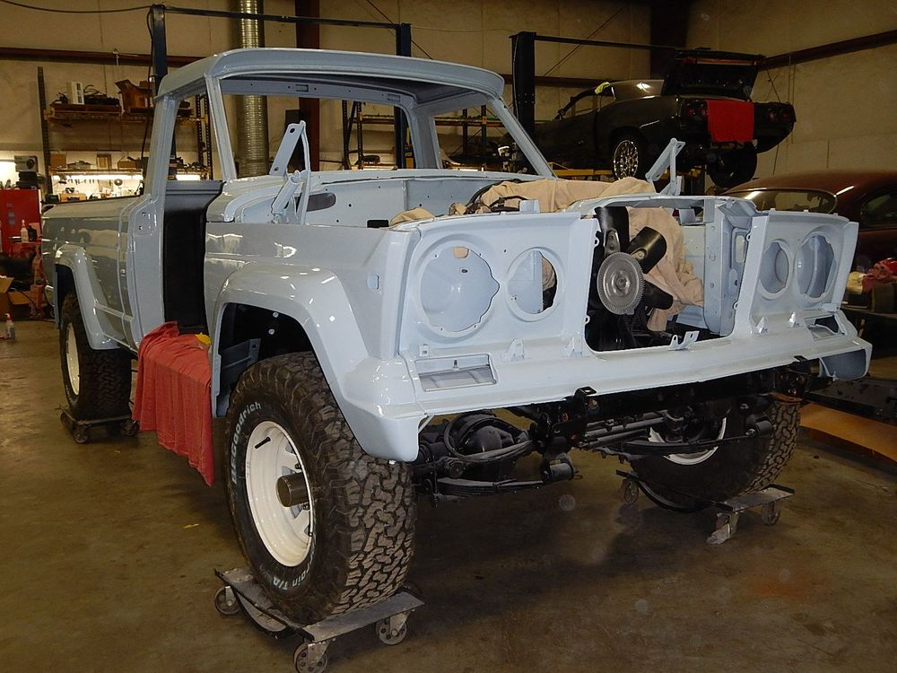1979 Jeep J-10 Honcho restore 4x4 parts 076.jpg