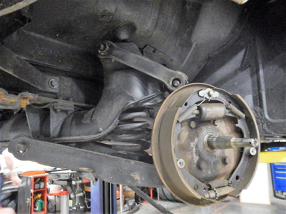 1951 Chevy Disk Brake Job -Franks-  002.jpg
