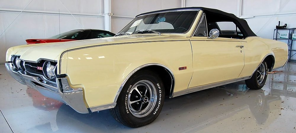 1967 Oldsmobile Cutlass 442 Tribute