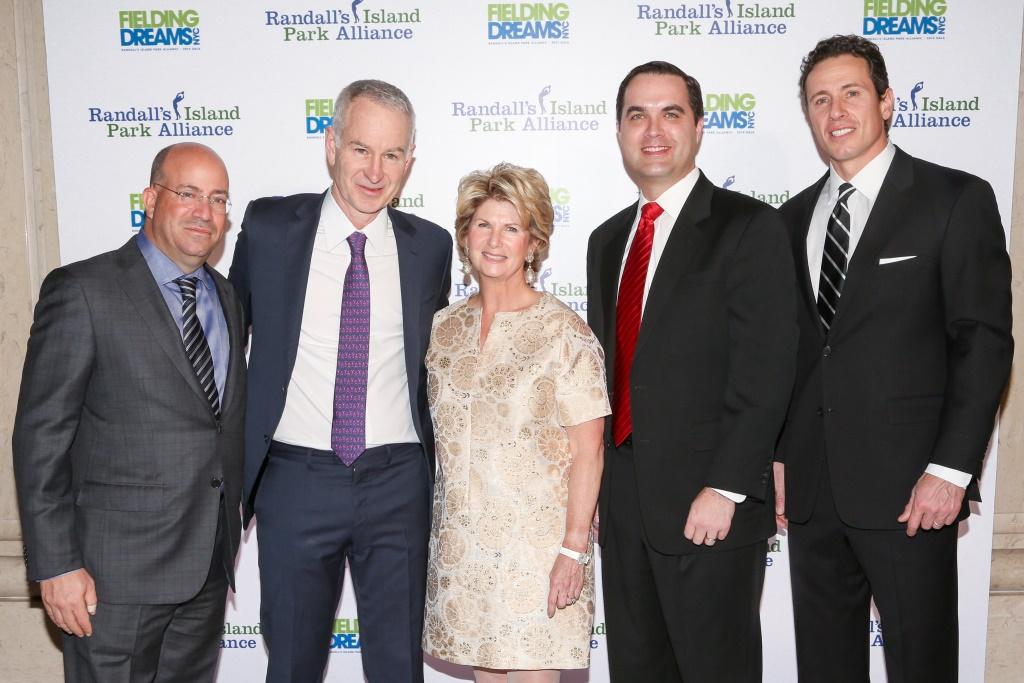 eeed99d8af0 Randall s Island Park Alliance Hosts Fielding Dreams Gala