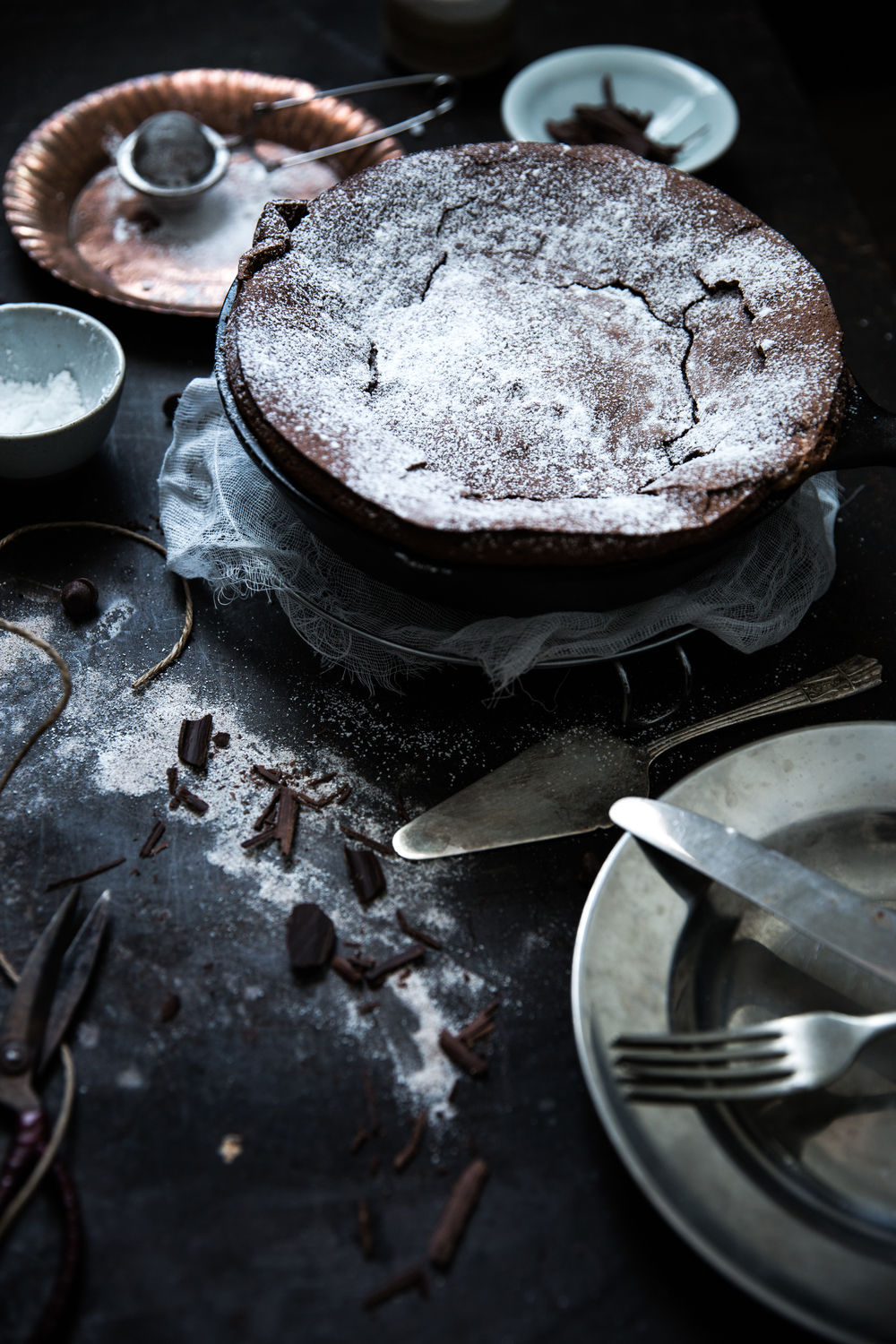 Chocolate Flourless Cake