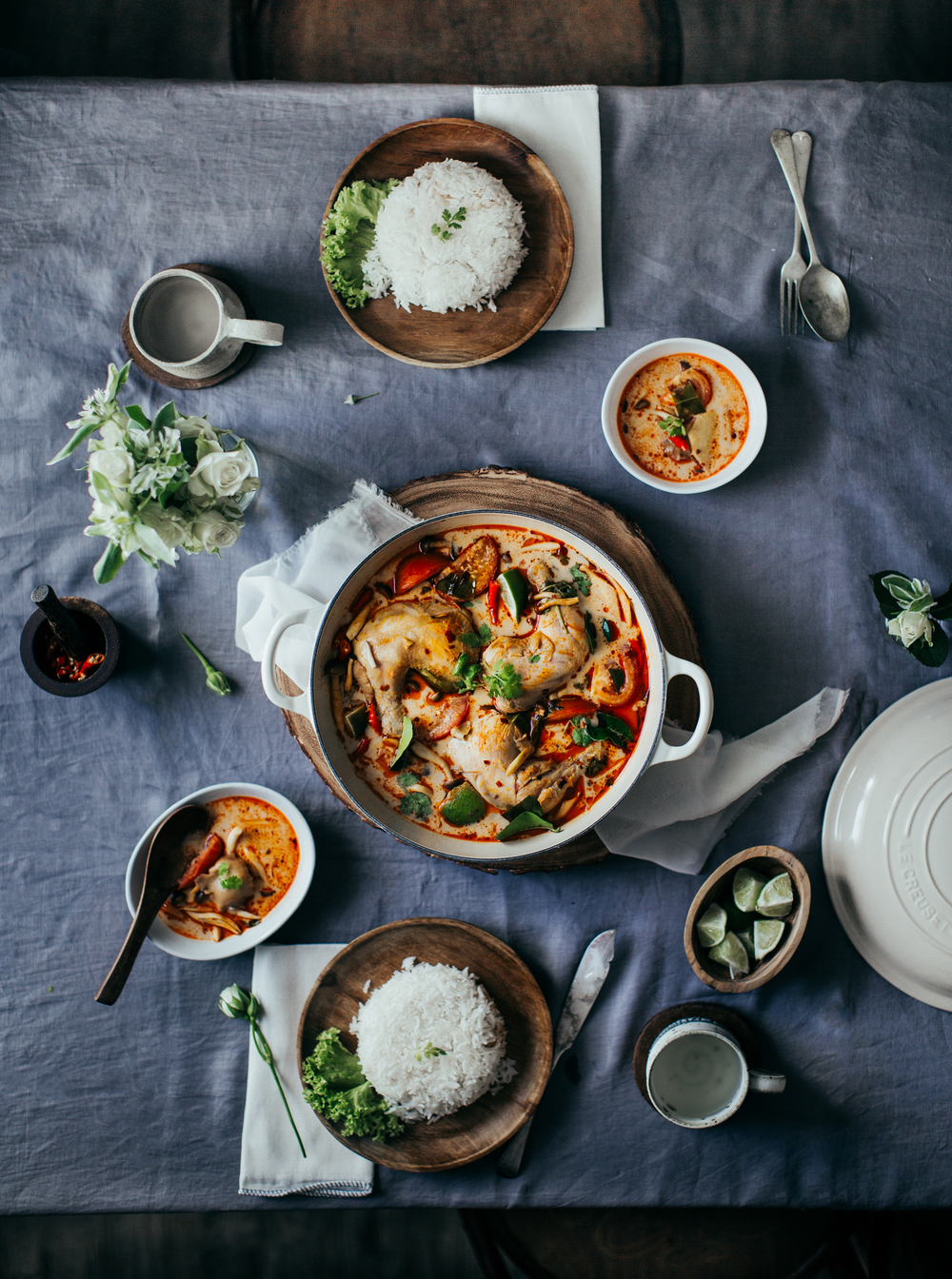 Tom Kha Gai w/ Orsqr