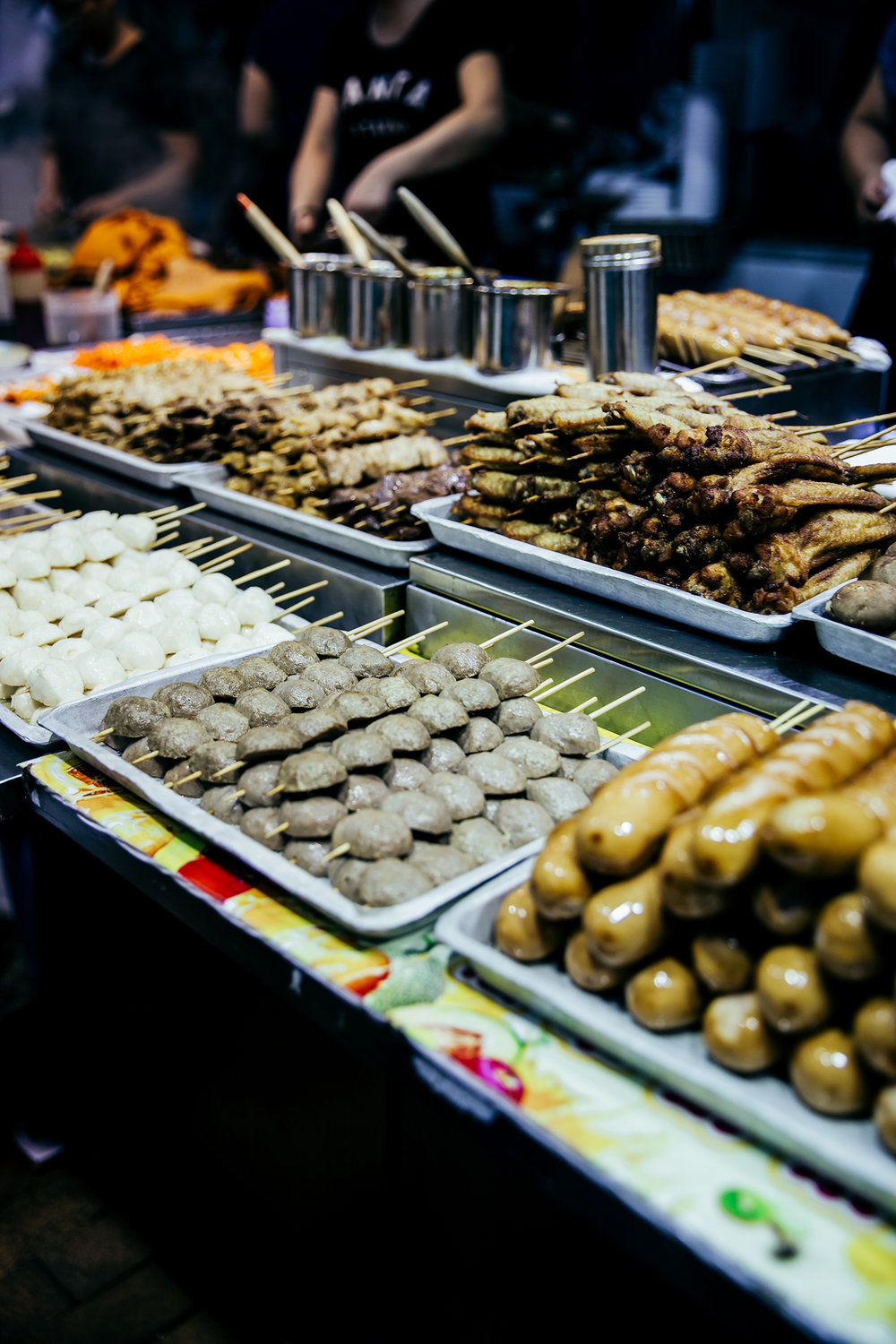 Food Trail: Hong Kong Indulgence