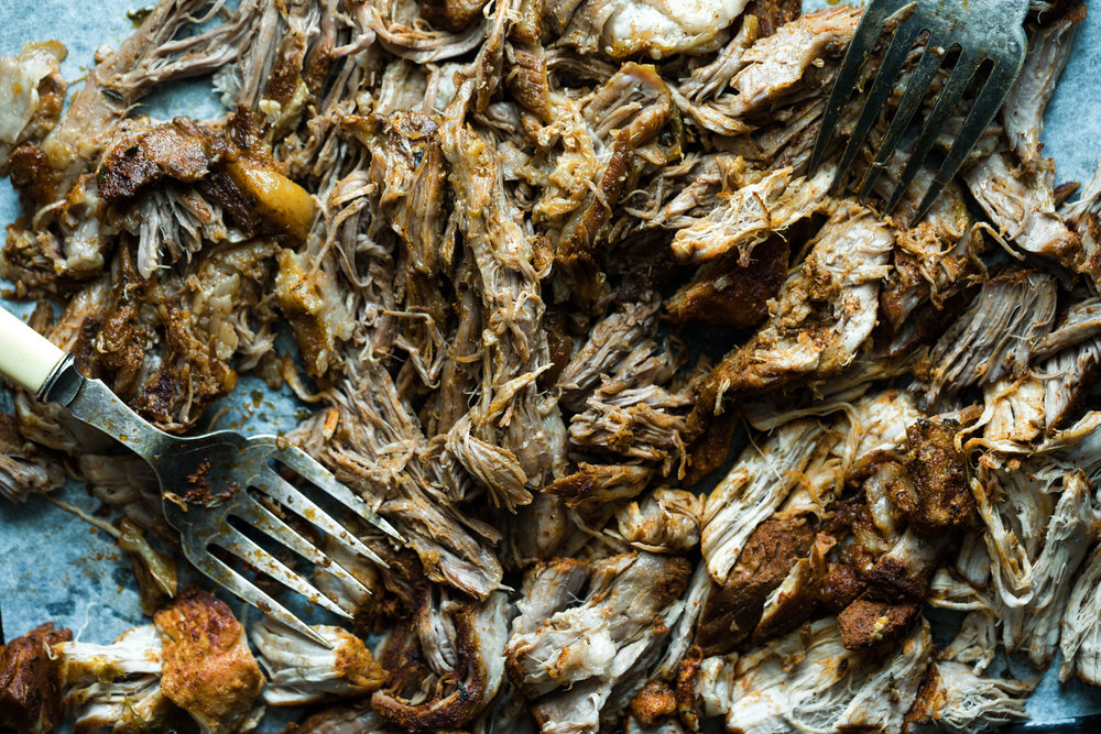 Smoky Pulled Pork