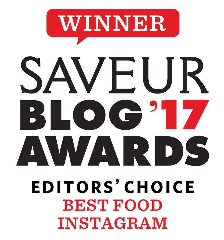 Saveur Blog Awards