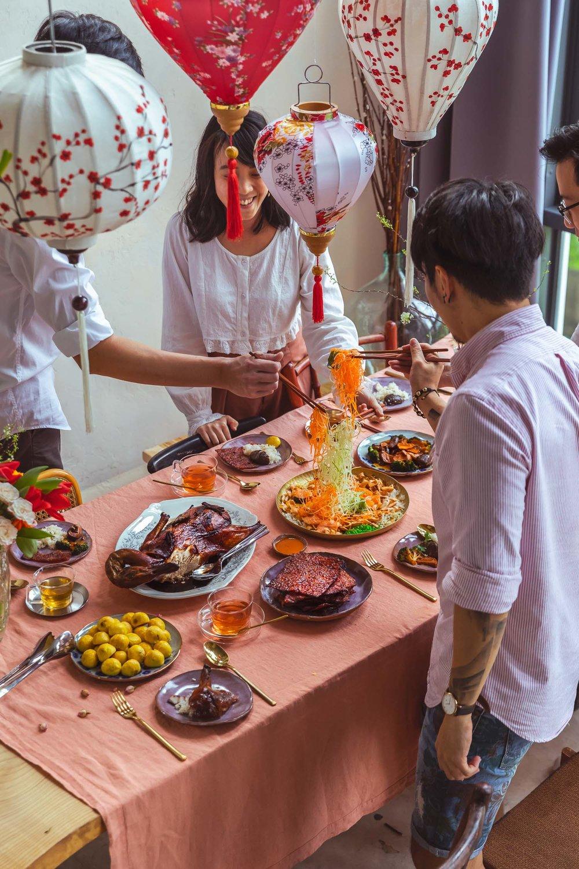 Chinese New Year 2019: T2 x Food pairing