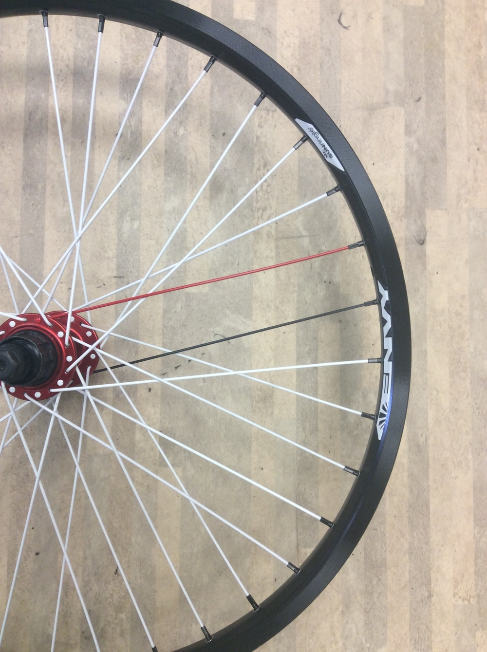 Custom Wheels — Re-Cycle Bike Shop