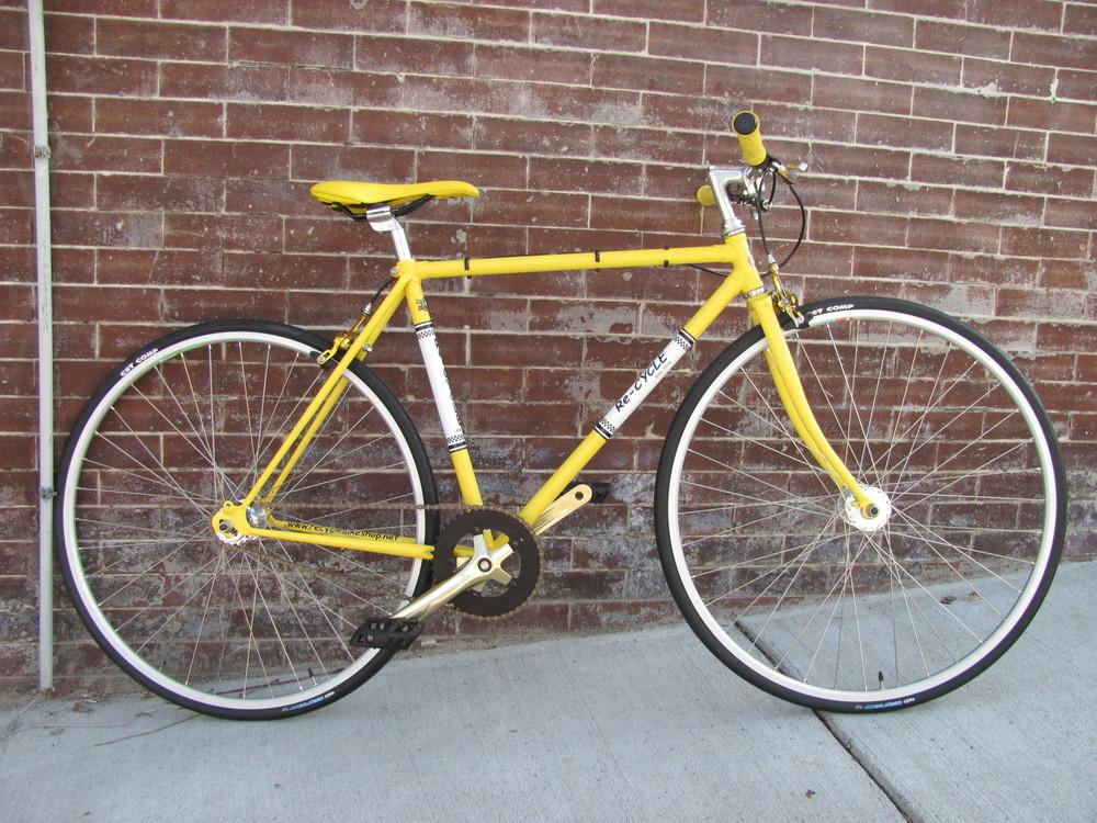 Custom Bikes — Re-Cycle Bike Shop