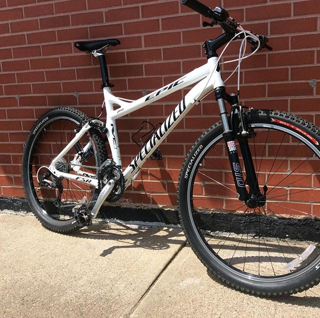 Why buy a bike at full price when used will do the same as new! MSRP $3040.00 Our price $750.00