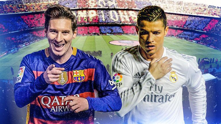 2:45 pm Real Madrid v Barcelona