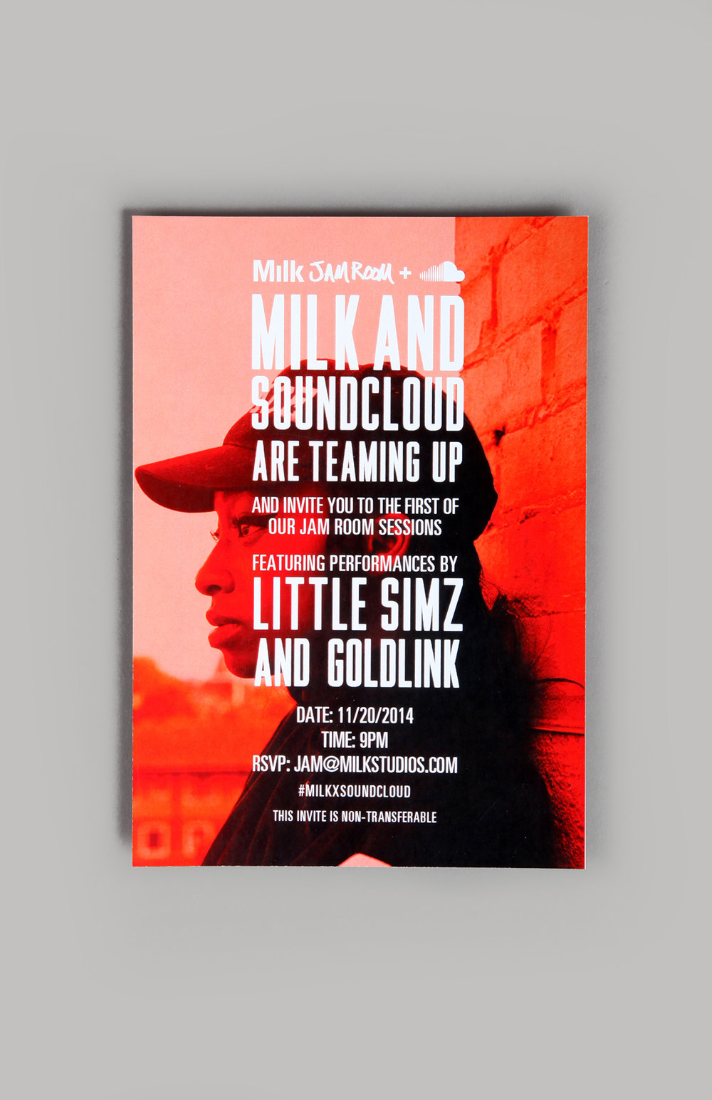 MILK Agency : Design Portfolio