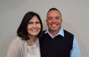 Celebrate Recovery is coordinated by Karin and Ginno Gallina and meets weekly at the church.