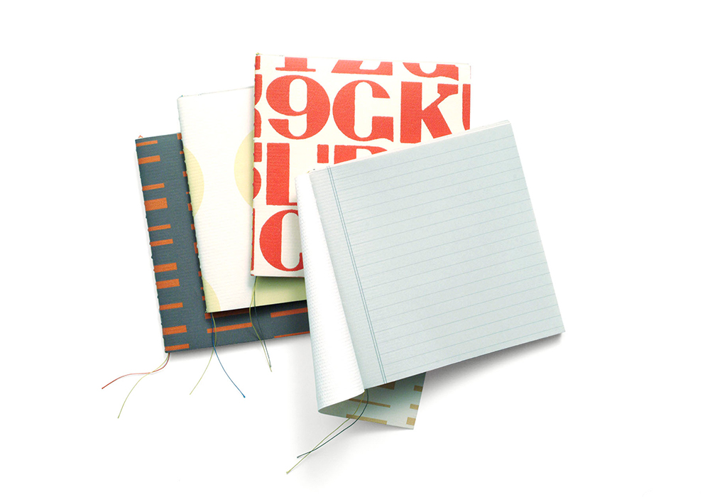 Girard Wallcovering Notebooks