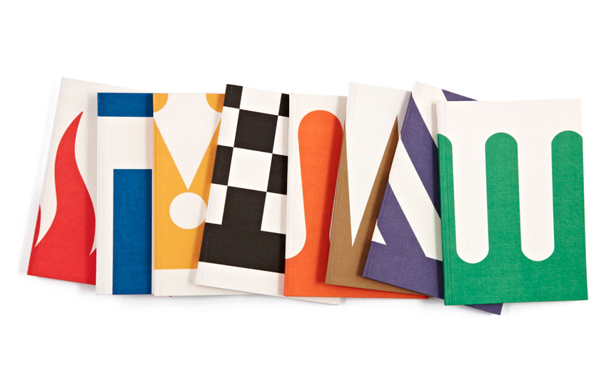 Palio by Alexander Girard Notebooks