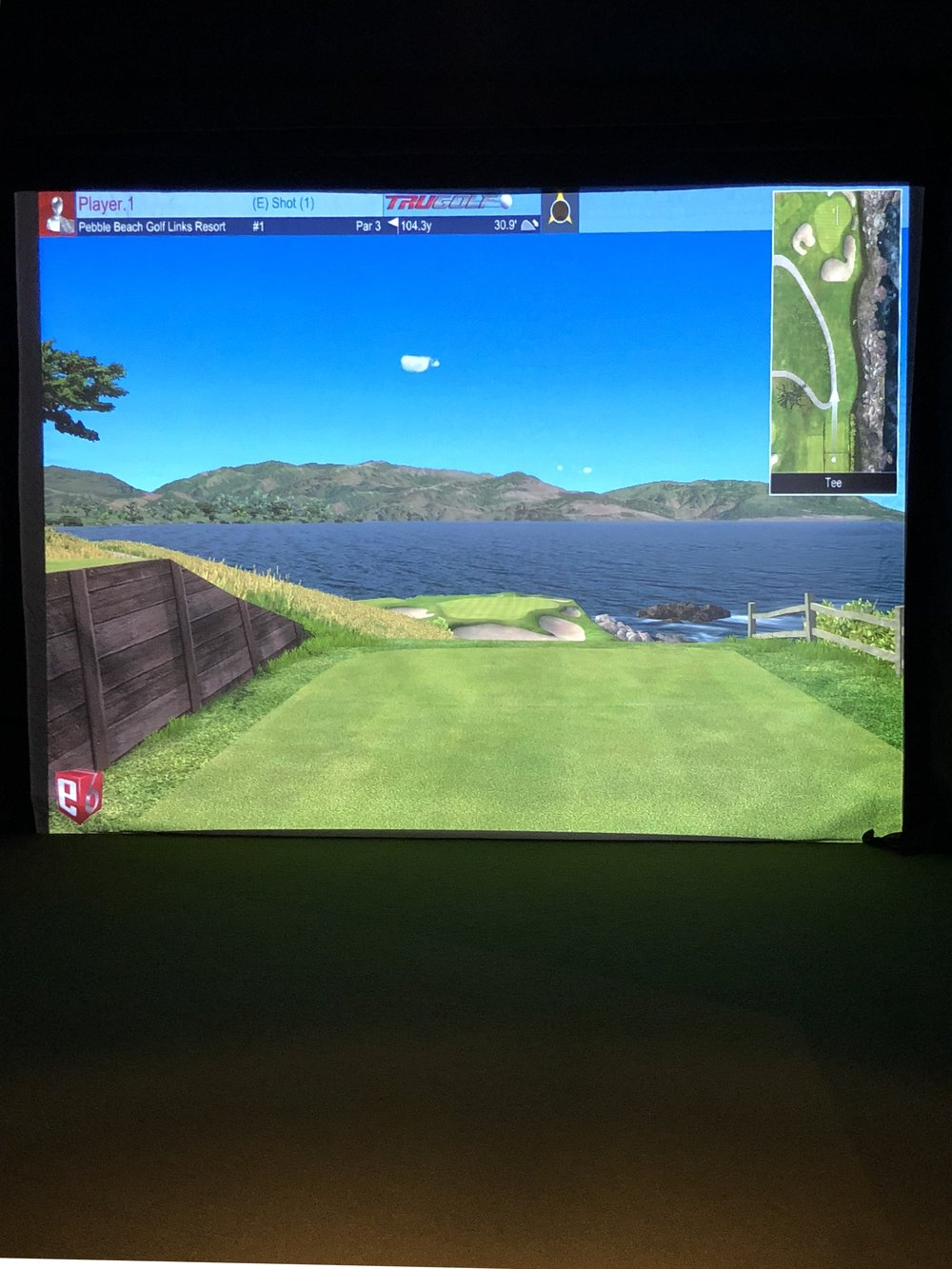 You can even play Pebble Beach without making the drive up to Monterey in our new TruGolf Simulator! Just ask us about our Coaching Programs and facility memberships.