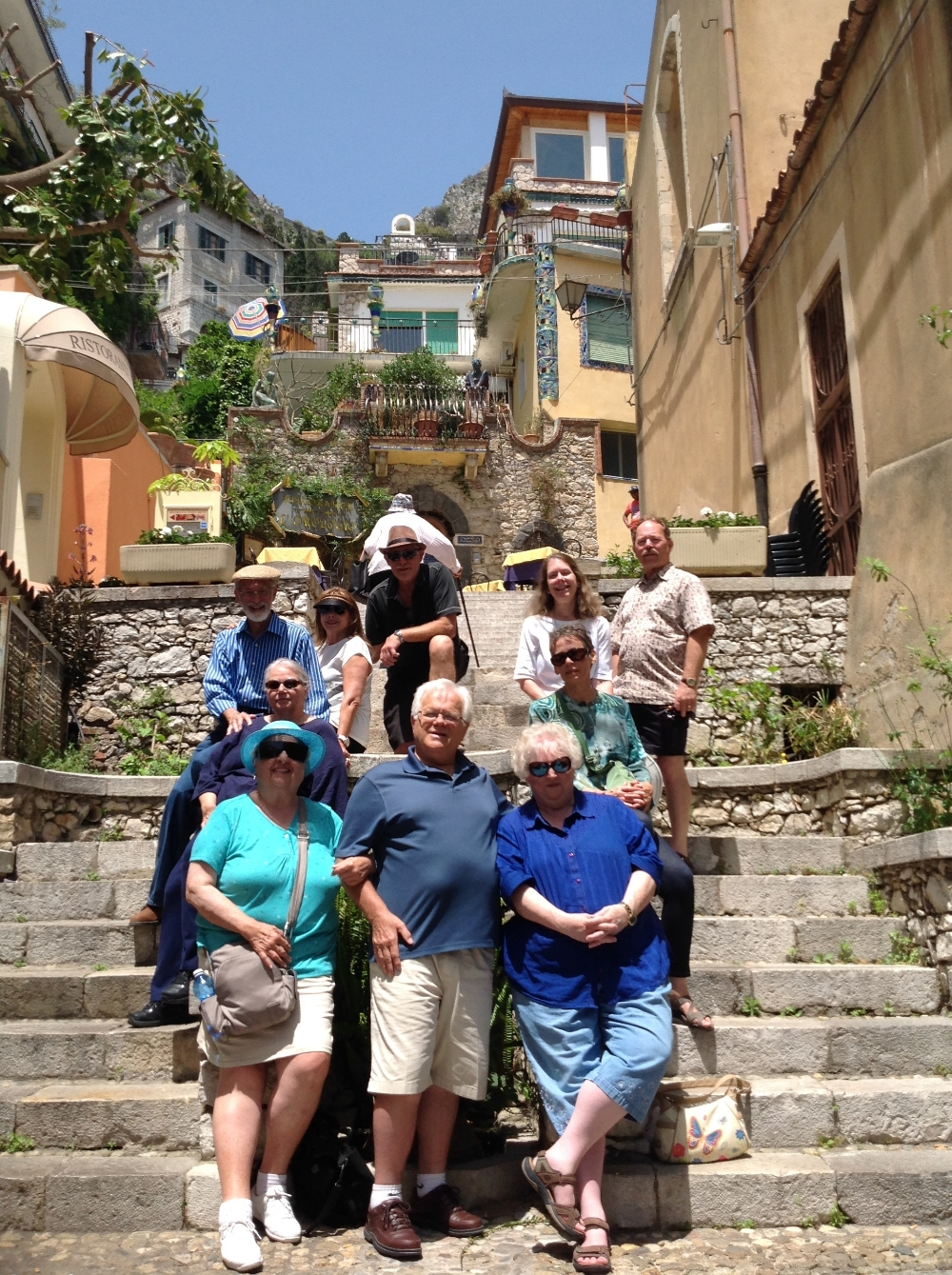 Our final day in taormina