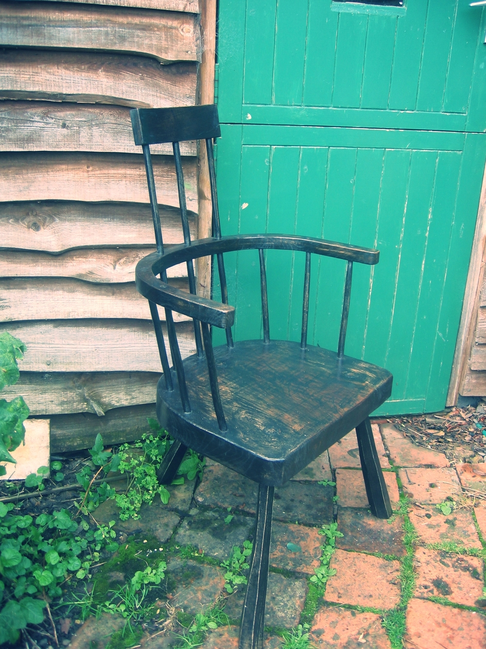 15 - Welsh Stick Back Chair.jpg