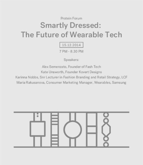 Speaker: Is Wearable Tech Fashionable? (2014)