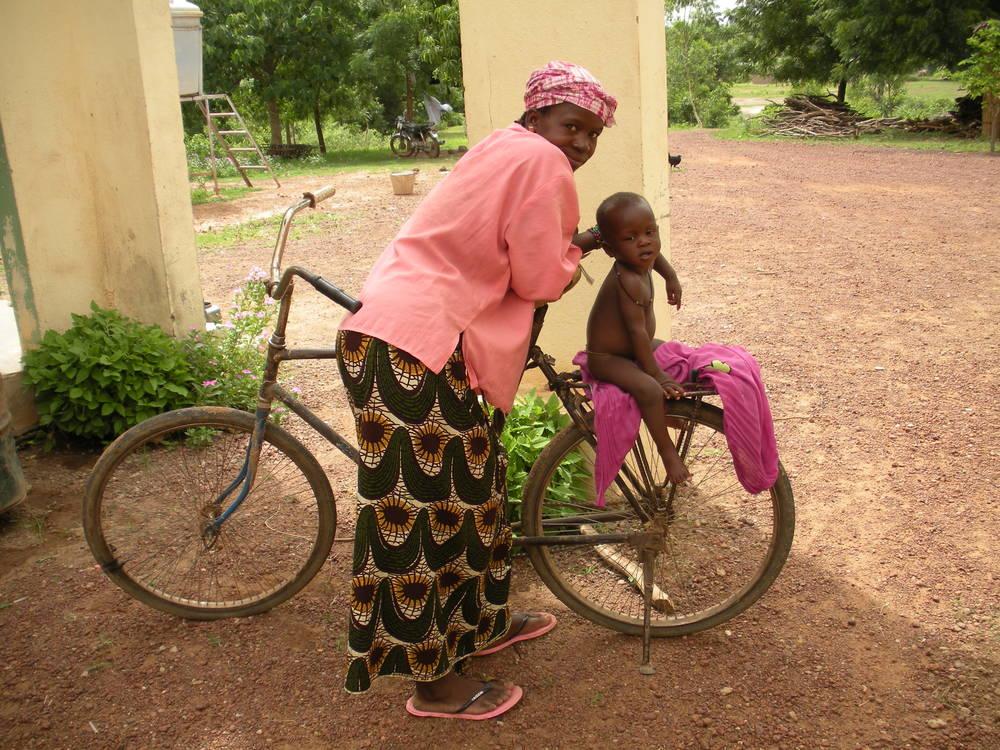 Photo source: C McDonald; Mali