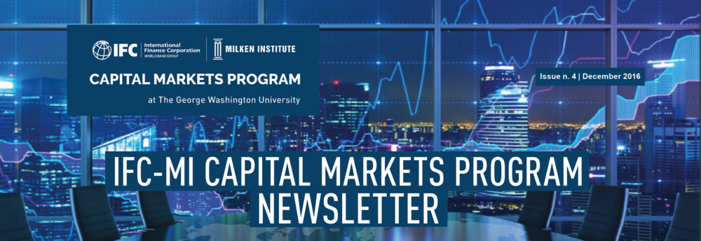 Each month we release the latest edition of the CMP newsletter to share with shareholders and stakeholders how the 2016-2017 Fellows are progressing in their studies and work placements. If you'd like to receive these updates via email, please connect with Carole Biau | cbiau@milkeninstitute.org
