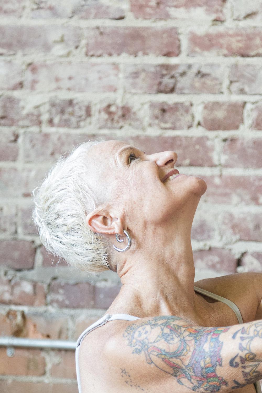 Nina Be Yoga Teacher and Therapist at Global Breath Yoga Studio in Durham, NC