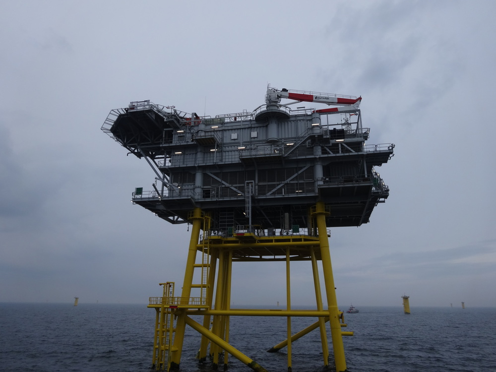 Offshore High Voltage Station