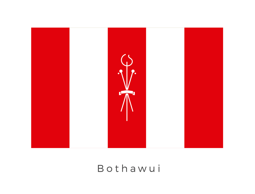 Bothawui  (otherwise known as Golm) was an asteroid field–ringed planet in the Mid Rim. The white bands through red represents the asteroid field as seen from space while the emblem in the center represents the humans of whom live on the planet.