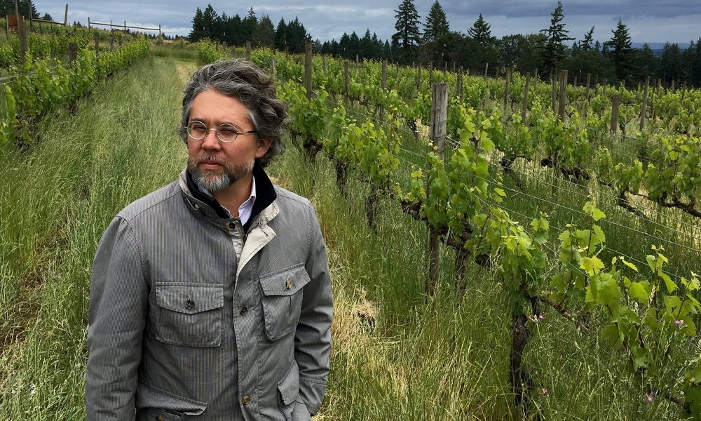 12|4 - Winemaker Dinner: Sashi Moorman