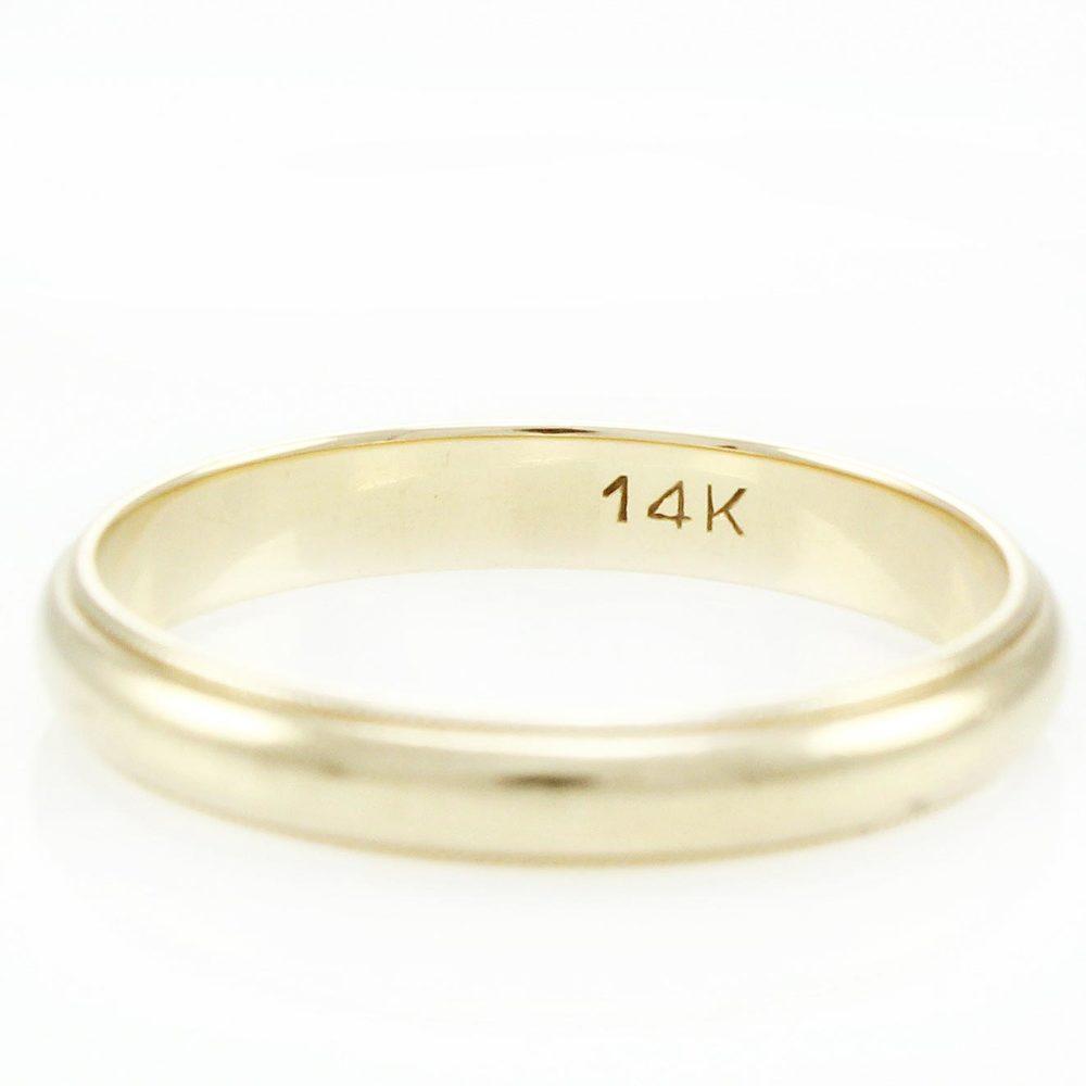 14K Gold Mark