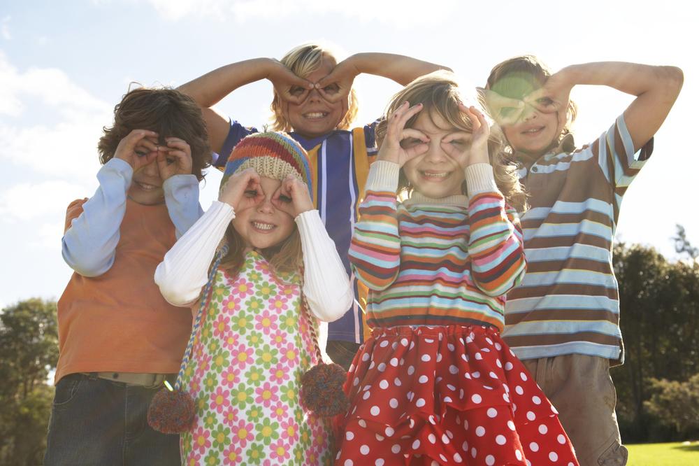 Go Kids: For Children Always on the Go!