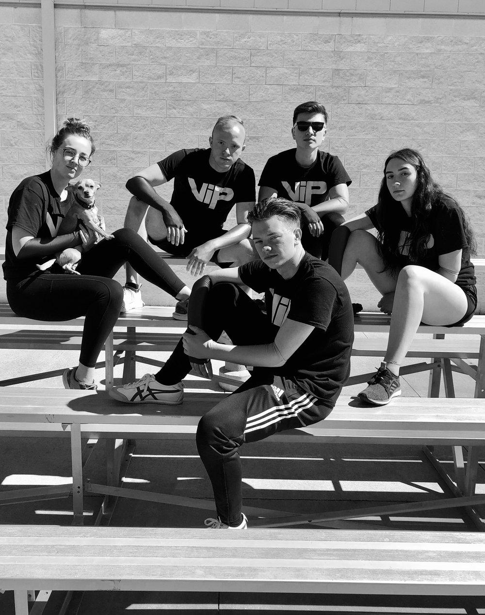 Cymbals - Collin Vaughn, Peyton Alexander, Chance Leverett, Payton Vincent, Dayne Corrallo