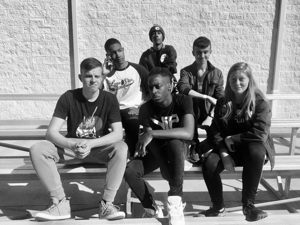 Rhythm - Bailey Dixon, Eric Roberson Jr., Tony Anderson, Brandon Otten, Michael Sanders, Nathan Lopez