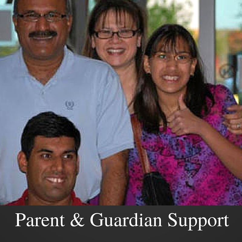 Parent & Guardian Support